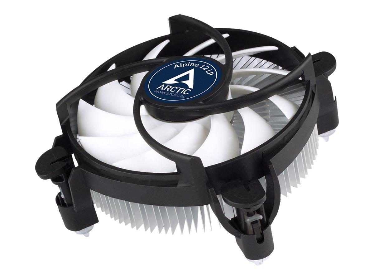 Arctic Alpine 12 LP - Prozessork?hler - (f?r: LGA1156, LGA1155, LGA1150, LGA1151)