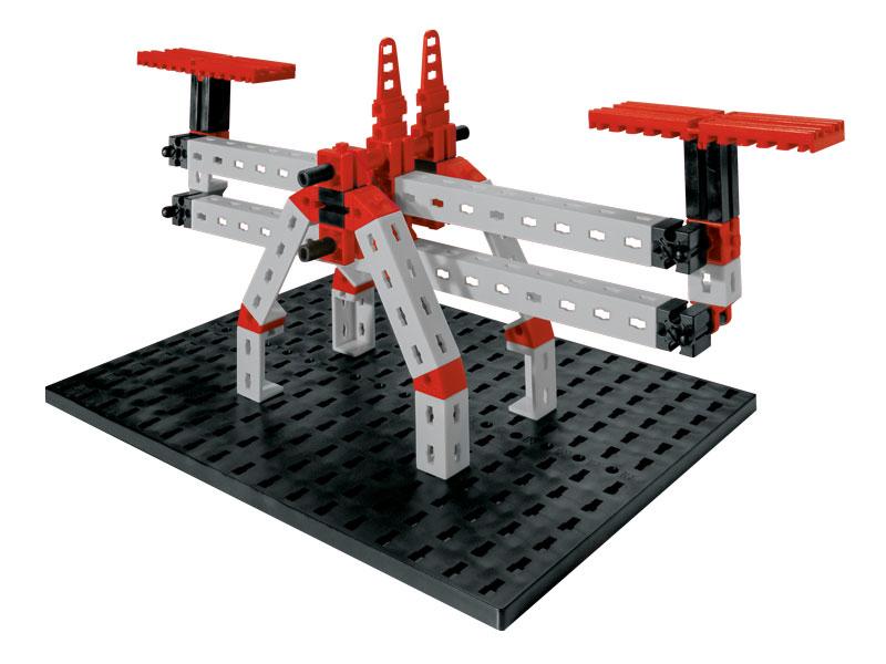 fischertechnik Retro Mechanics - Multibaukasten - Junge
