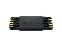 01-0418 Kabelschnittstellen-/adapter GN QD PLX QD Schwarz