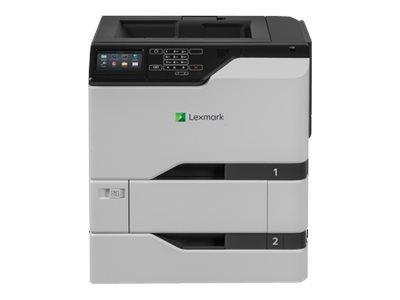 Lexmark CS725dte - Drucker - Farbe - Duplex - Laser - A4/Legal - 1200 x 1200 dpi - bis zu 47 Seiten/Min. (einfarbig)/