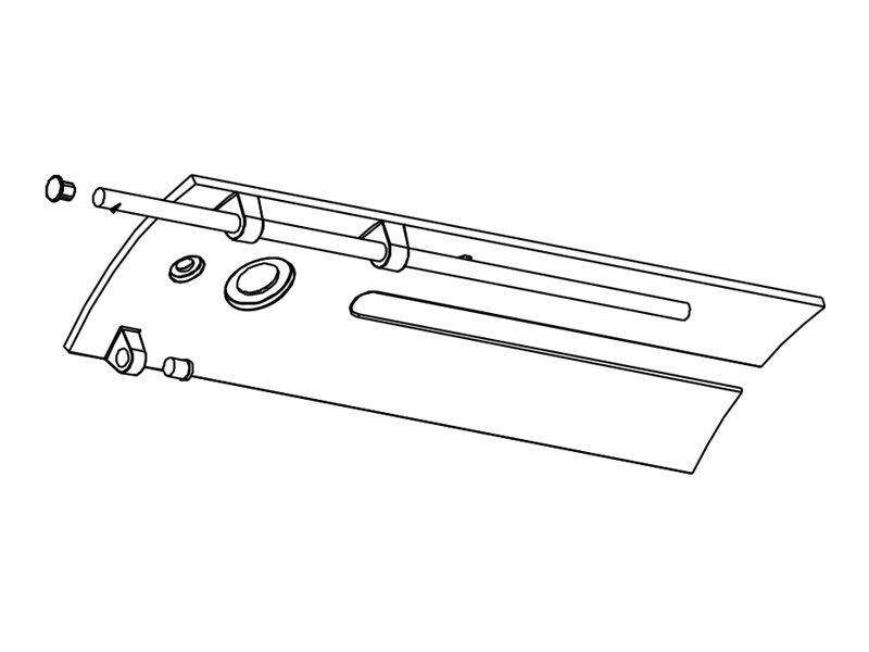 HONEYWELL Kompaktkit Frontdeckel