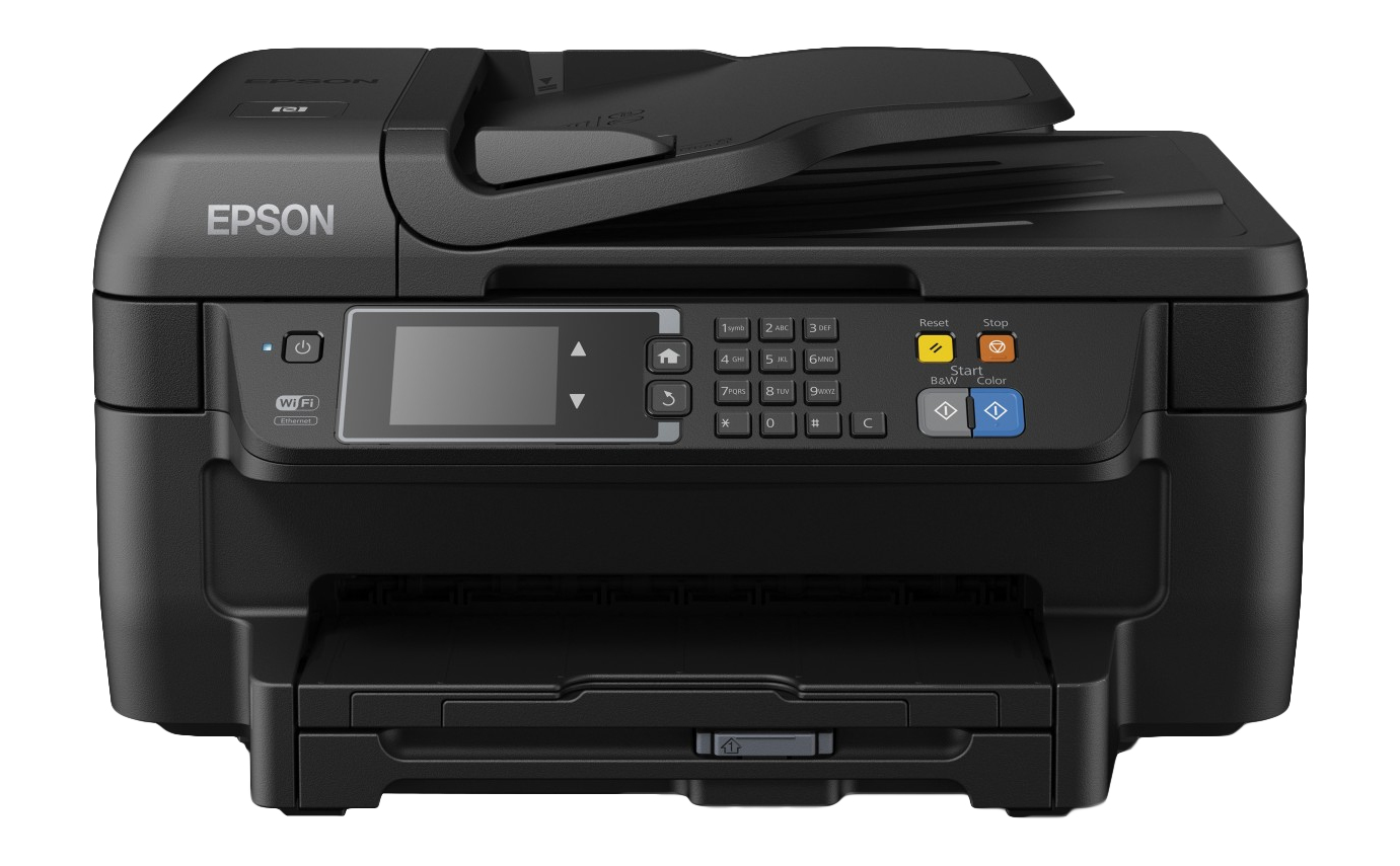 Epson WorkForce WF-2760DWF - Multifunktionsdrucker - Farbe