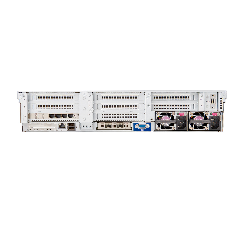 "HP Enterprise ProLiant DL385 Gen10 Plus - Server - Rack-Montage - 2U - zweiweg - 1 x EPYC 7402 / 2.8 GHz - RAM 32 GB - SAS - Hot-Swap 6.4 cm (2.5"")"