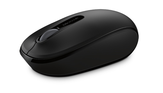 Microsoft Wireless Mobile Mouse 1850 for Business - Maus - optisch