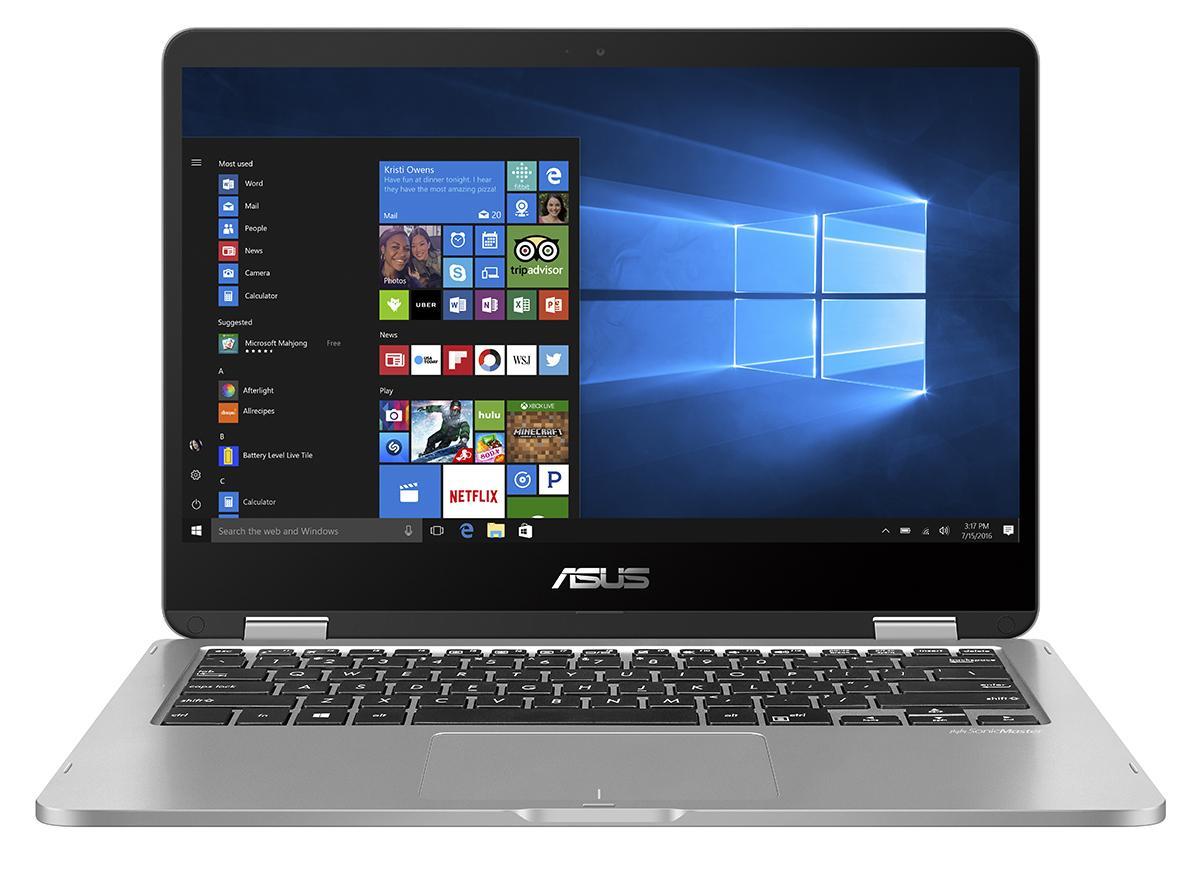 ASUS VivoBook Flip 14 TP401MA-EC307RA 14 Cel N402 - Celeron - 128 GB