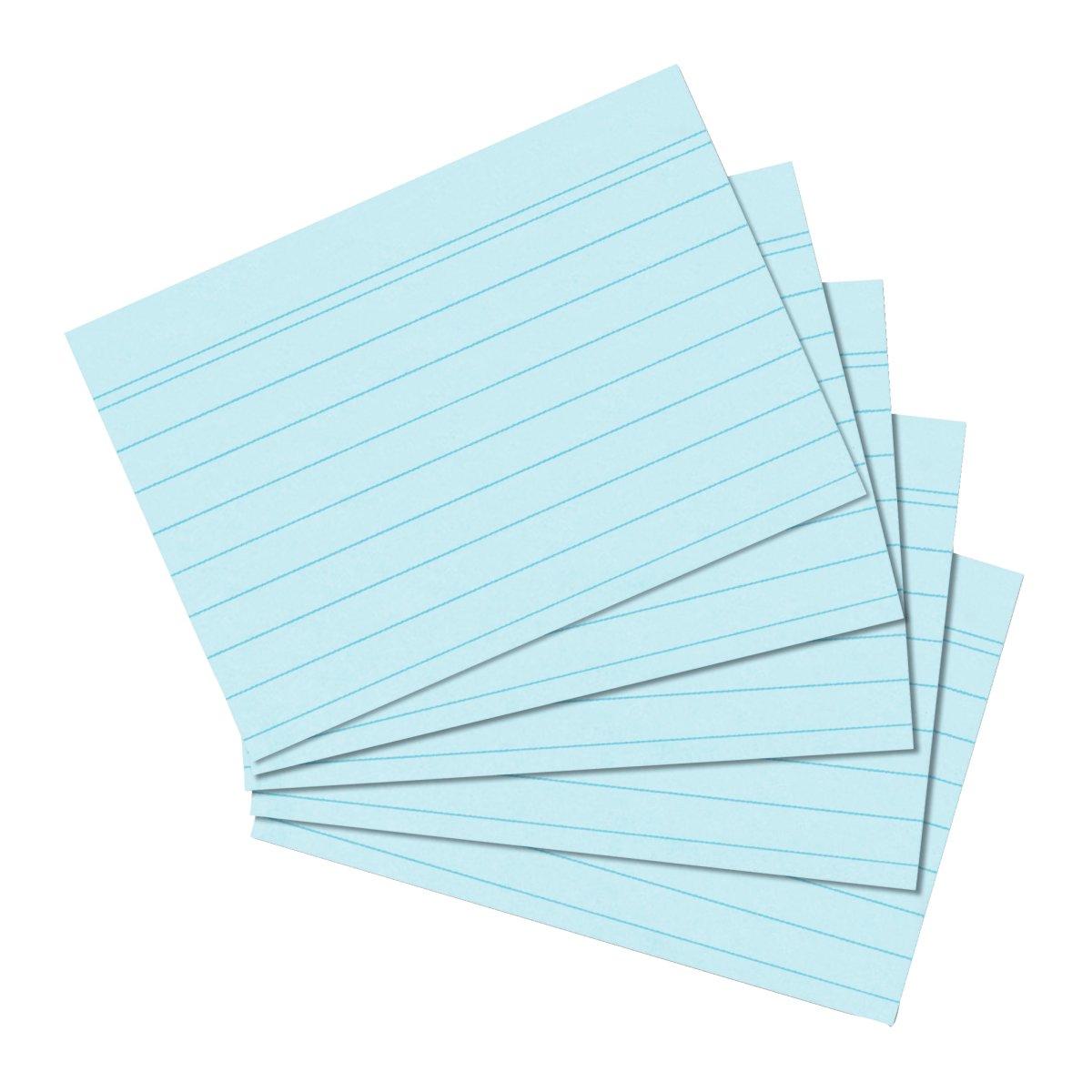 Herlitz 10836203 - Blau - 100 Blätter - 1 Stück(e)