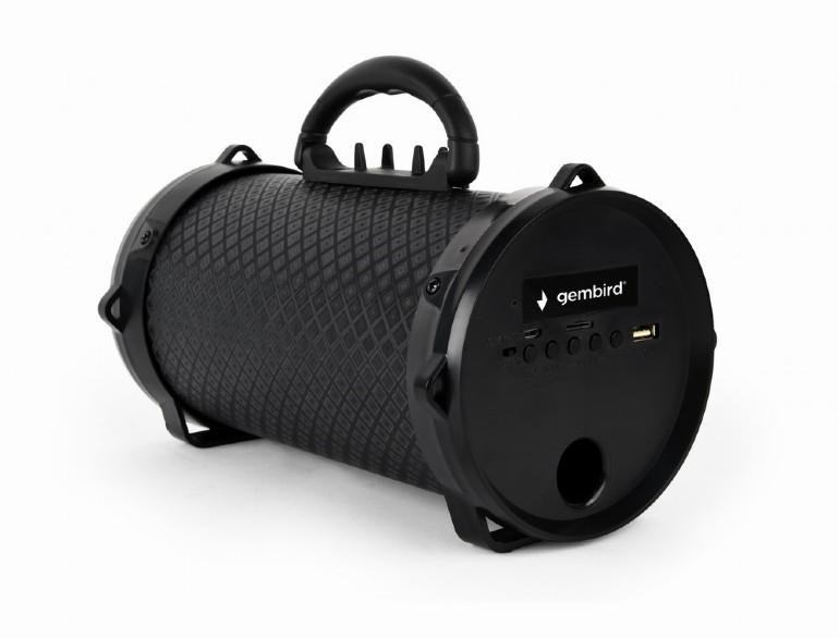 Vorschau: Gembird SPK-BT-12 - 10 cm - 5 W - 150 - 18000 Hz - 3 Ohm - 80 dB - 10%