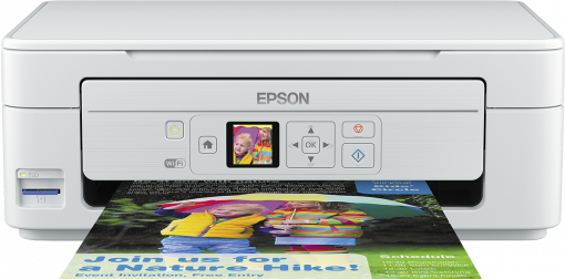 Epson Expression Home XP-345 - Multifunktionsdrucker - Farbe