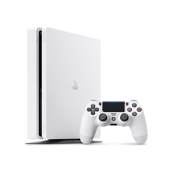 Image of Sony 9830467 500GB WLAN Weiß Spielkonsole