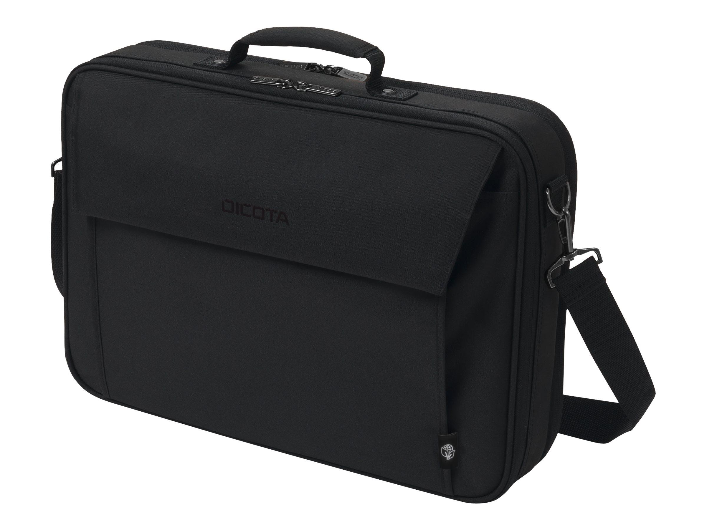 Dicota Eco Multi BASE - Notebook-Tasche - 43.9 cm