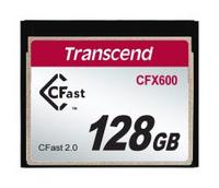 CFast 2.0 CFX600 - Flash-Speicherkarte - 128 GB