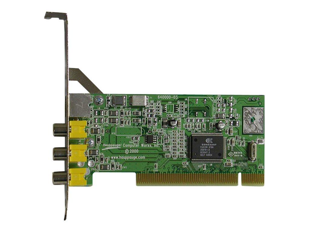 Hauppauge Impact VCB - Videoaufnahmeadapter - PCI
