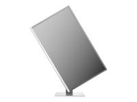 Q2577PWQ LED display 63,5 cm (25 Zoll) Schwarz - Silber