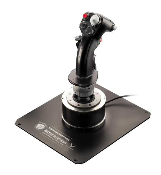 ThrustMaster HOTAS Warthog Flight Stick Joystick PC Schwarz