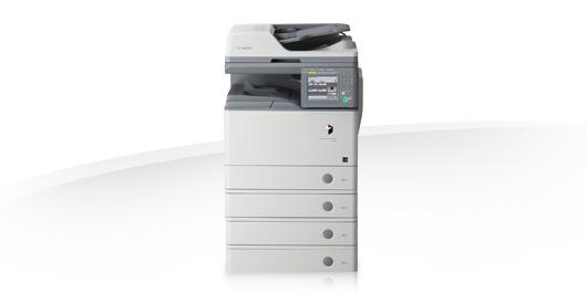Canon iR 1740I Laser/LED-Druck Multifunktionsgerät - s/w - 40 ppm - USB, USB 2.0
