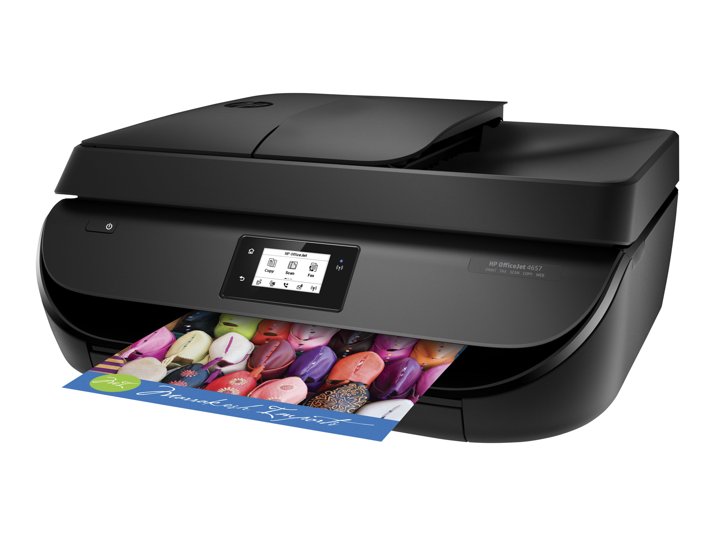 HP Officejet 4657 All-in-One - Multifunktionsdrucker