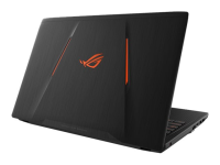 ROG GL753VD-GC009 2.8GHz i7-7700HQ Intel® Core i7 der siebten Generation 17.3Zoll 1920 x 1080Pixel Schwarz Notebook