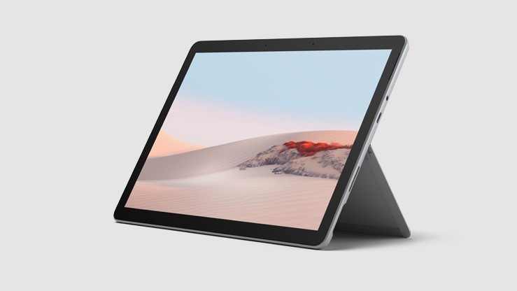"Microsoft Surface Go 2 - Tablet - Core m3 8100Y / 1.1 GHz - Win 10 Pro - 8 GB RAM - 256 GB SSD - 26.7 cm (10.5"")"