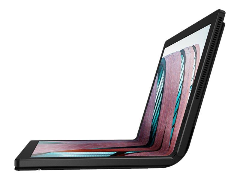 """Lenovo ThinkPad X1 Fold Gen 1 20RL - Tablet - klappbar - Core i5 L16G7 / 1.4 GHz - Win 10 Pro 64-Bit - 8 GB RAM - 512 GB SSD NVMe - 33.8 cm (13.3"""")"""