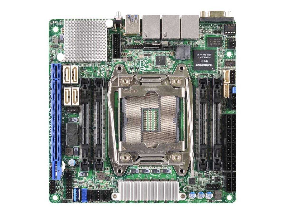 ASRock Rack EPC612D4I - Motherboard