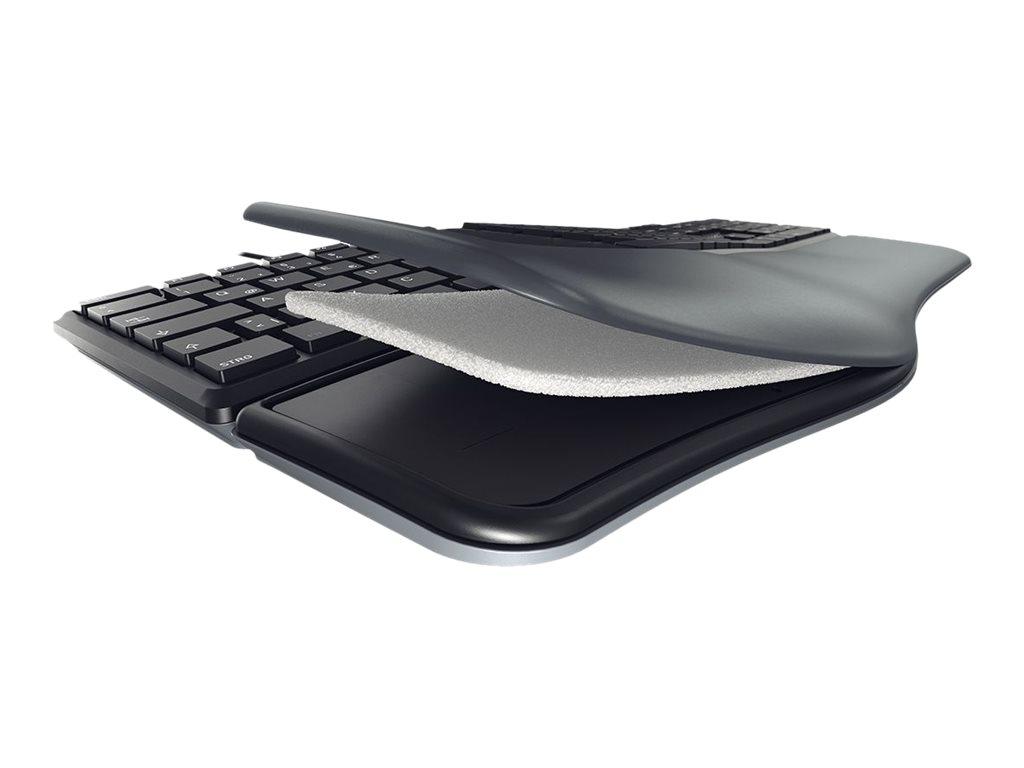 Cherry KC 4500 ERGO - Tastatur - USB - AZERTY
