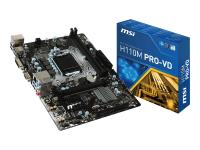 H110M PRO-VD - Mainboard - mATX
