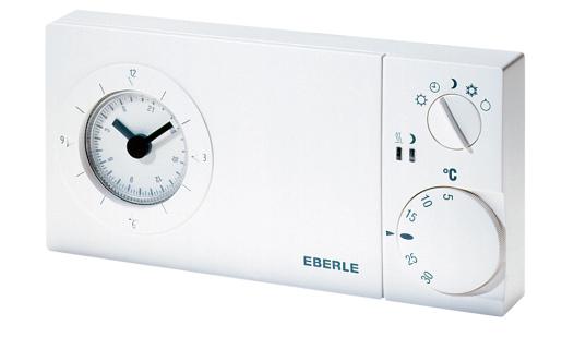 Eberle Easy 3 ST Termostato ambiente Da incasso Giornaliera 5 fi 517 2701 51 100 2