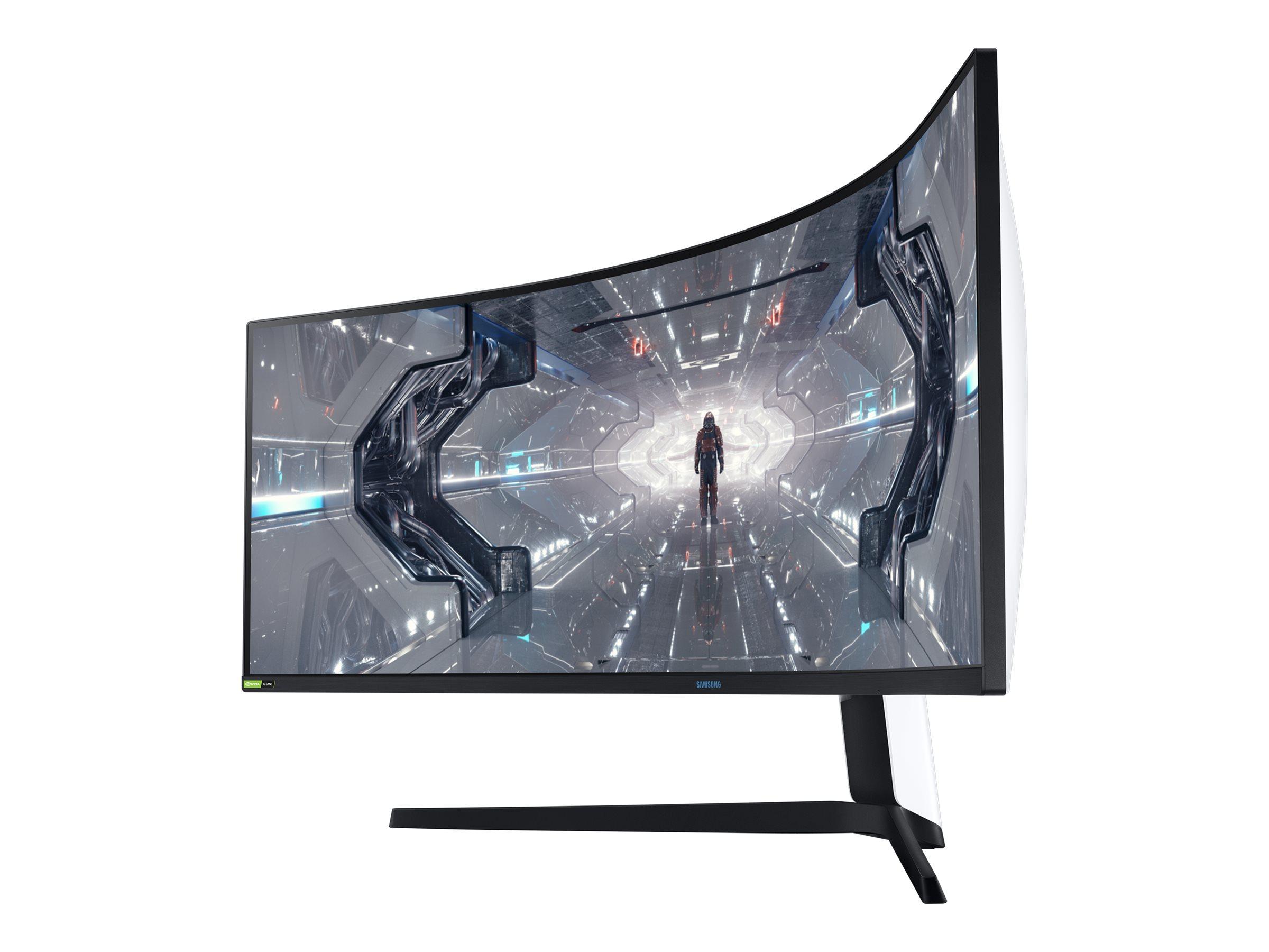 "Samsung Odyssey G9 C49G94TSSR - QLED-Monitor - gebogen - 124 cm (49"")"