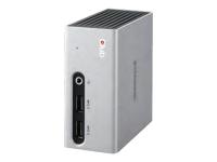 USB 3.0 4K Mini Docking Station, Alu gebürstet, 4K @ 30 Hz über HDMI, 4x USB 3.0, DL-5900