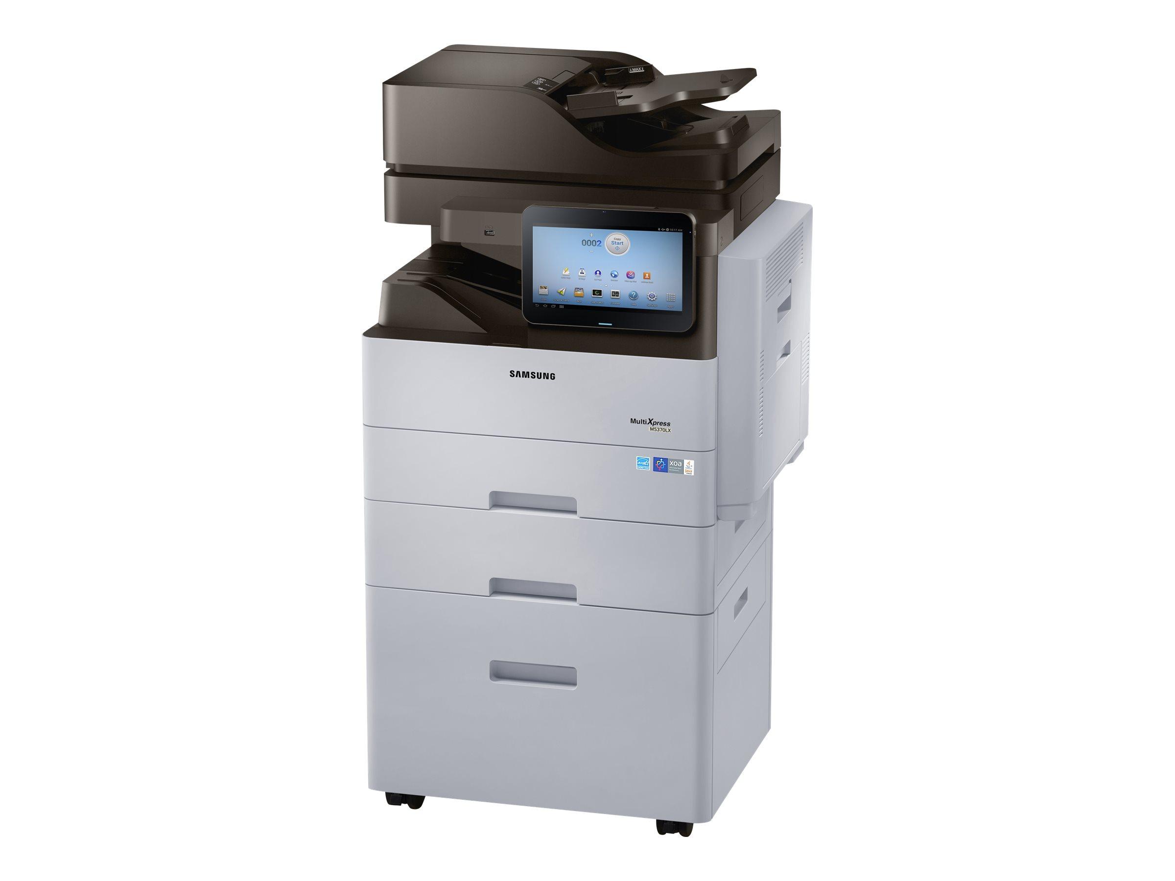 HP Samsung MultiXpress SL-M5370LX - Multifunktionsdrucker - s/w - Laser - Legal (216 x 356 mm)/