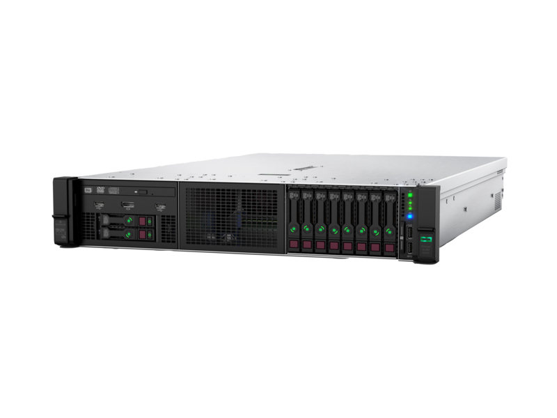 "HPE ProLiant DL380 Gen10 - Server - Rack-Montage - 2U - zweiweg - 1 x Xeon Gold 5222 / 3.8 GHz - RAM 32 GB - SAS - Hot-Swap 6.4 cm (2.5"")"