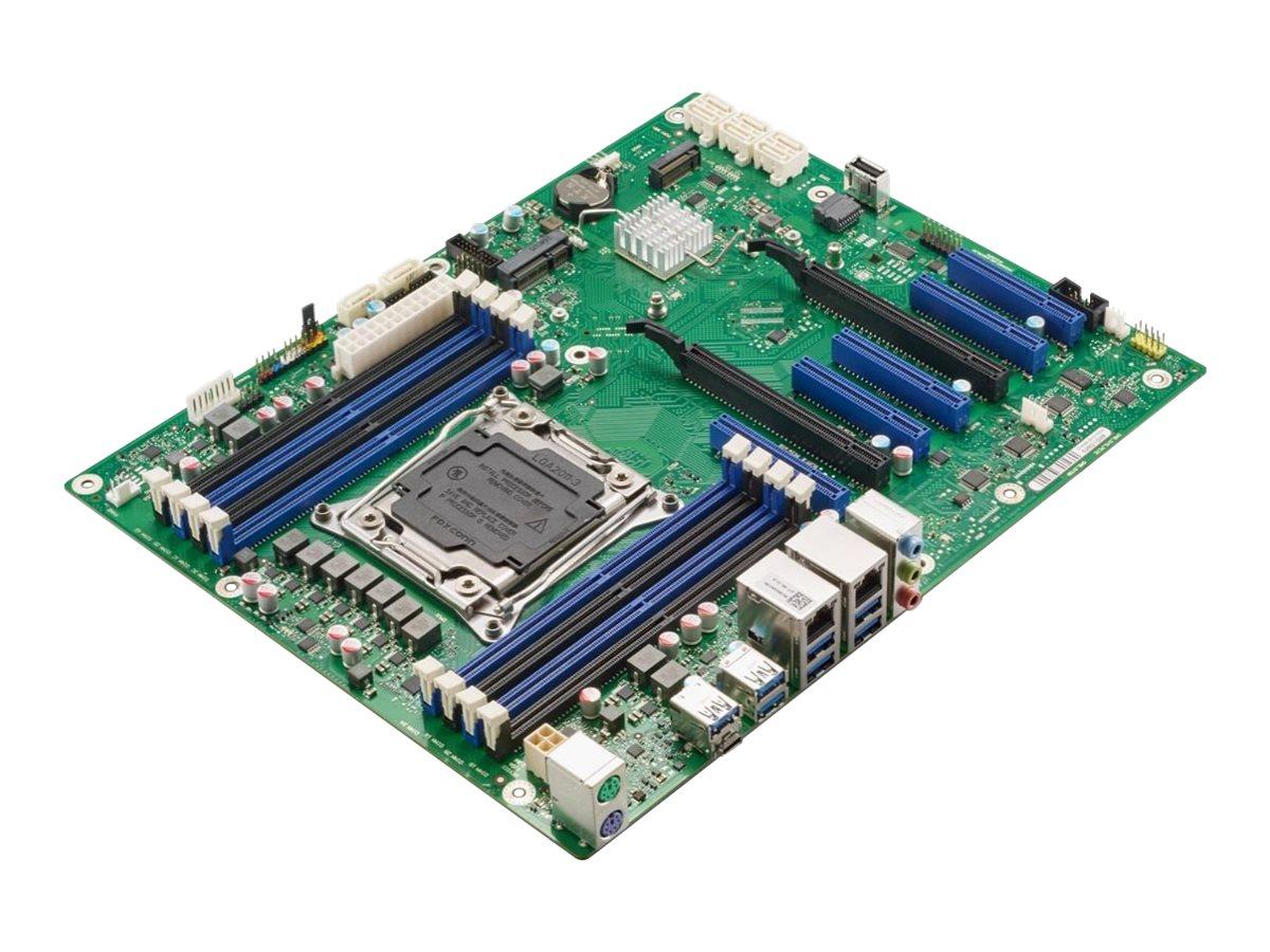 Fujitsu D3598-G - Motherboard - ATX - LGA2066 Socket - X299 - USB 3.1 Gen 1, USB 3.1 Gen 2 - Gigabit LAN - HD Audio (6-K