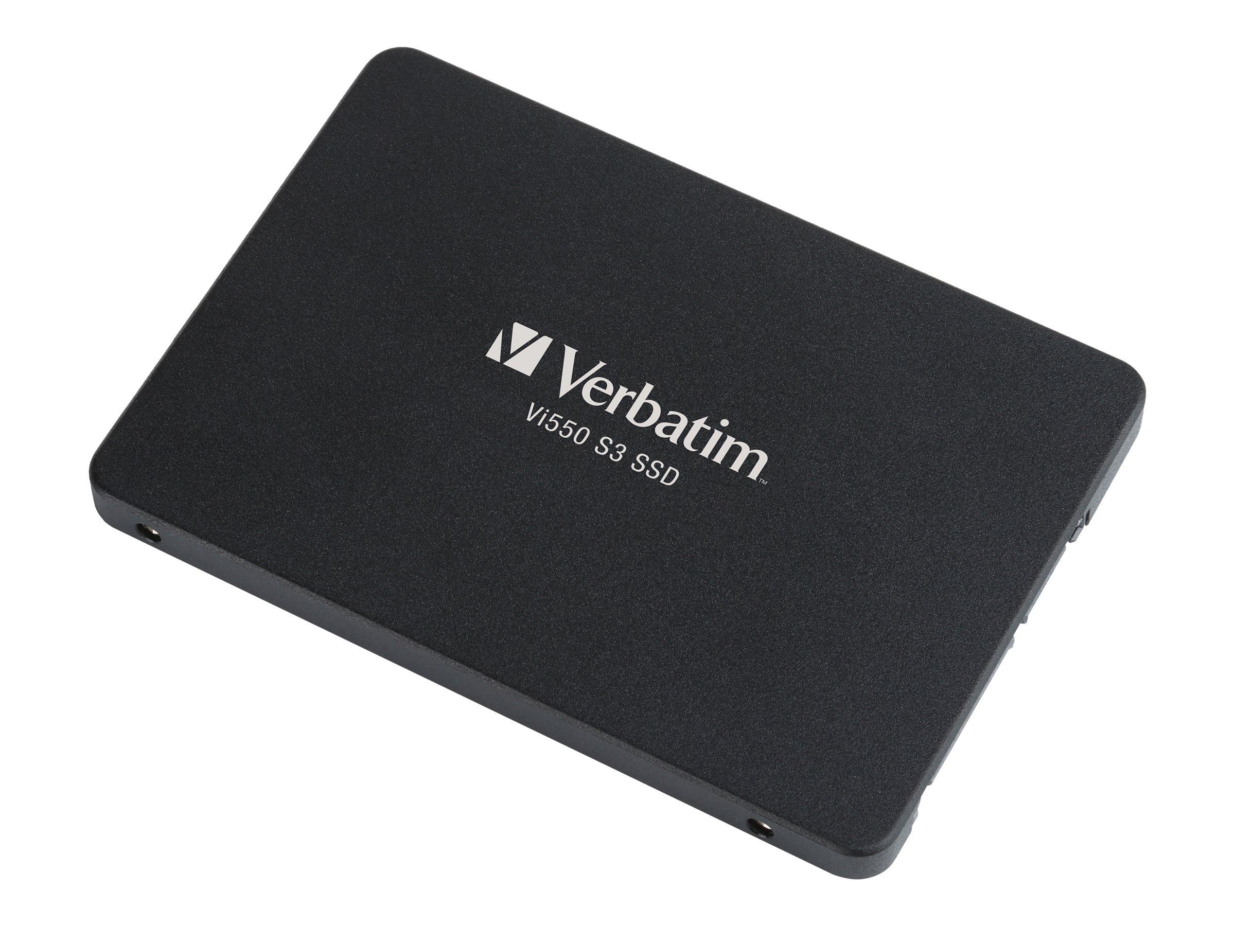 "Verbatim Vi550 - 512 GB SSD - intern - 2.5"" (6.4 cm)"