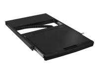 DS-72002GE 17Zoll 1280 x 1024Pixel Schwarz Konsolenregal