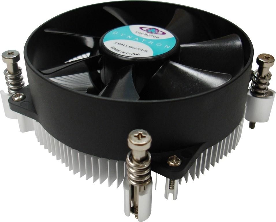 Inter-Tech DYNATRON K-5 - Prozessor-Luftkühler - (für: LGA1156, LGA1155, LGA1150)
