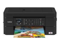 MFC-J491DW Multifunktionsgerät Tintenstrahl 27 Seiten pro Minute 1200 x 6000 DPI A4 WLAN