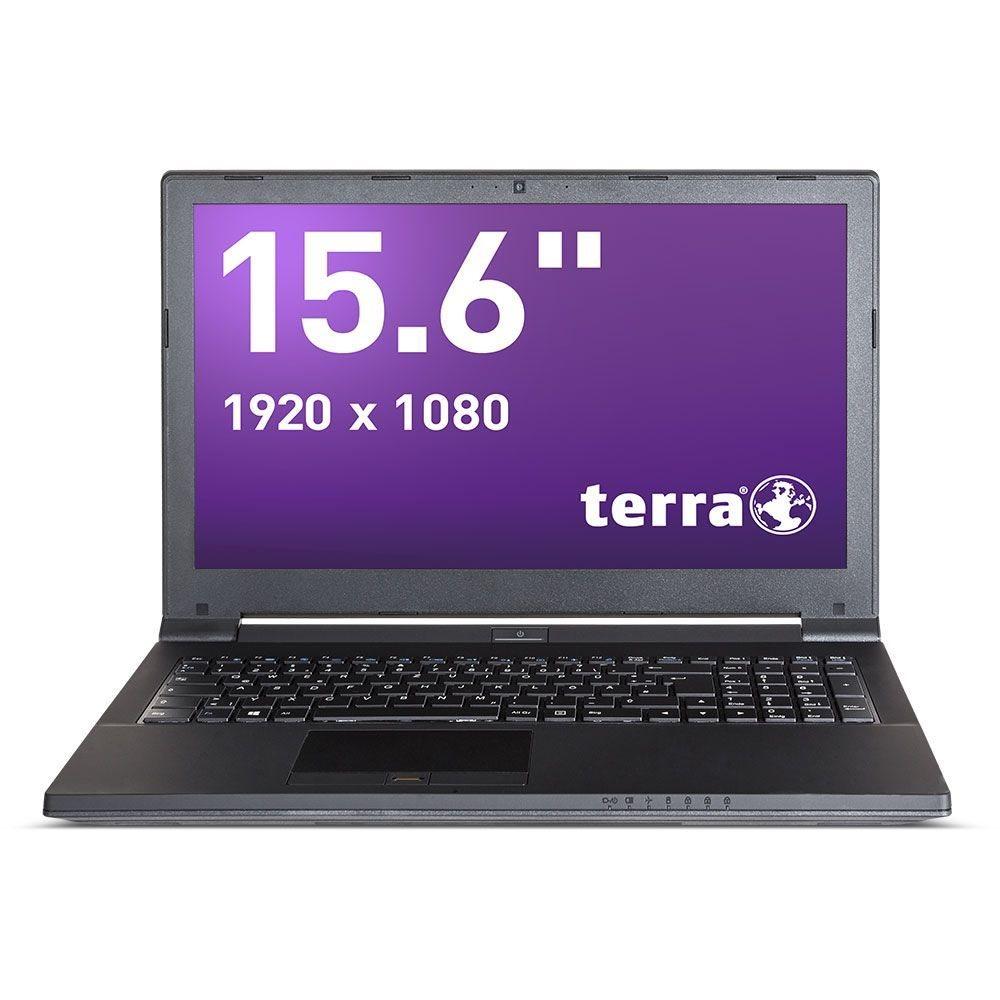 Wortmann AG TERRA MOBILE 1542 2.8GHz i7-6700T 15.6Zoll 1920 x 1080Pixel Schwarz Notebook