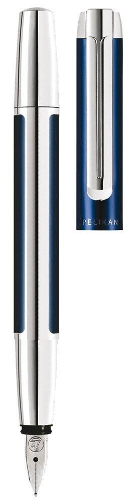 Pelikan 954909 - Blau - Silber - Blau - Stahl - 1 Stück(e)