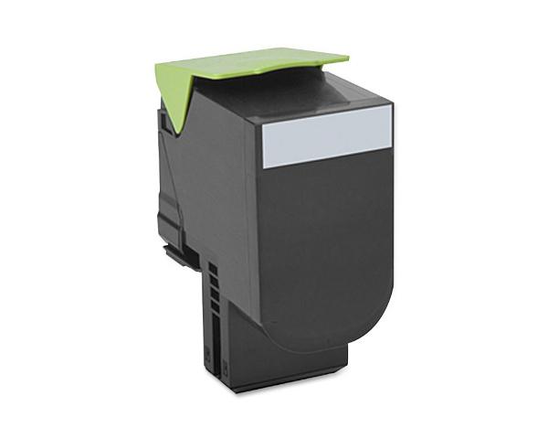 Lexmark 80C0H10 Laser cartridge 4000Seiten Schwarz Lasertoner / Patrone