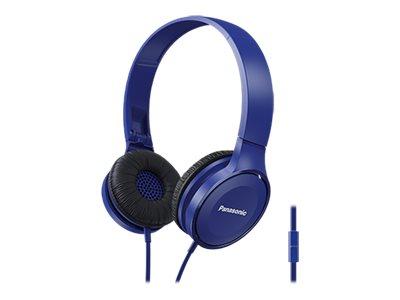 Panasonic RP-HF100ME - Kopfhörer mit Mikrofon