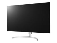 32UK950-W Computerbildschirm 80 cm (31.5 Zoll) 4K Ultra HD LED Flach Schwarz - Silber