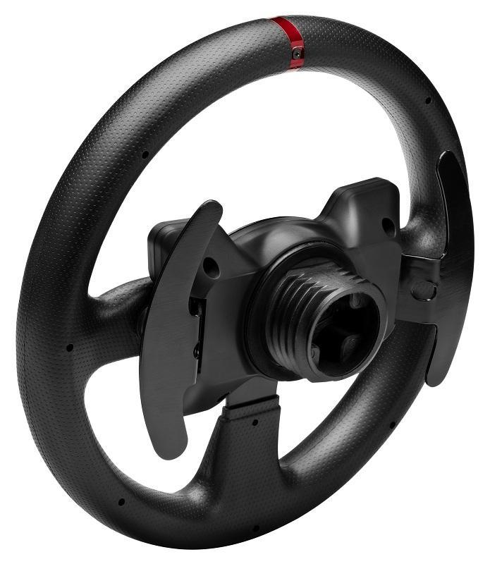 ThrustMaster Ferrari 458 Challenge Wheel Add-On Steuerrad PC,Playstation 3 Schwarz