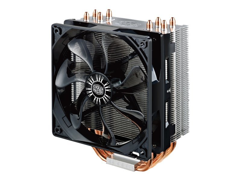 Cooler Master Hyper 212 Evo - Prozessorkühler - (LGA1156 Socket, Socket AM2, Socket AM2+, LGA1366 Socket, Socket AM3, LGA1155 Socket, Socket AM3+, Socket FM1, LGA1150 Socket)