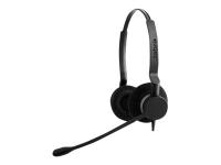 BIZ 2300 USB UC Duo Binaural Kopfband Schwarz Headset