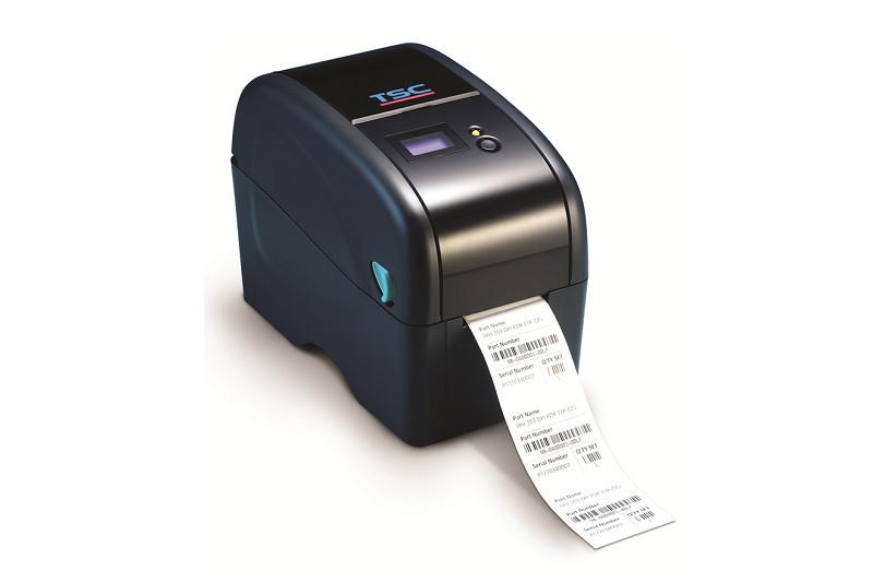TSC TTP-225 Etikettendrucker