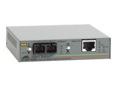 Allied Telesis AT MC102XL - Medienkonverter - 100Mb LAN