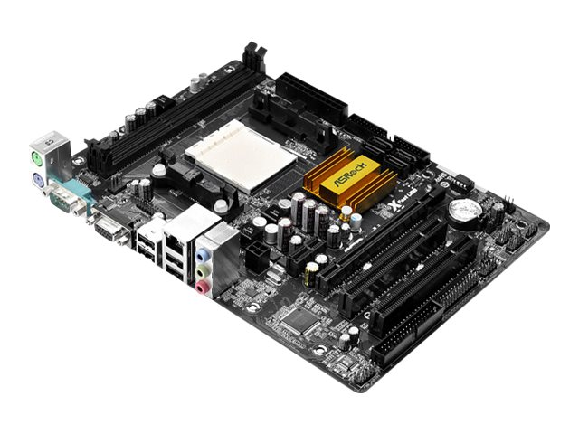 ASRock N68-GS4 FX - Motherboard
