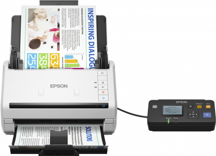 Epson WorkForce DS-530N - Dokumentenscanner - Duplex