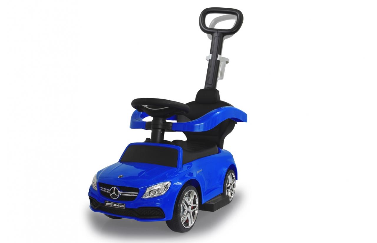JAMARA Mercedes-Benz AMG C63 - Junge/Mädchen - 6 Monat( e) - 4 Rad/Räder - Batterien erforderlich - Blau - 4,5 kg