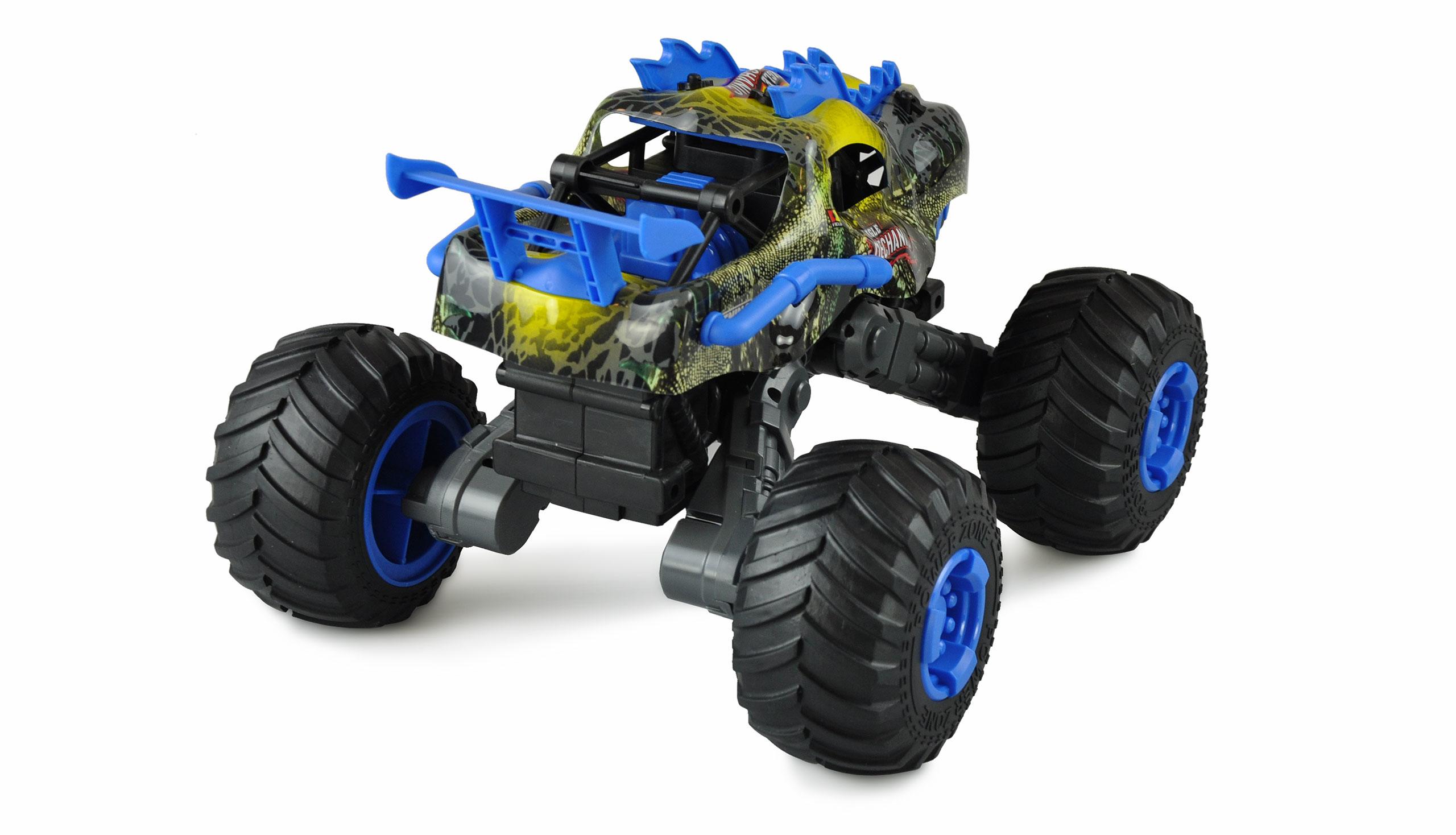Amewi Mechanic Dinosaur - Monstertruck - 1:16 - Junge - 6 Jahr(e) - 1200 mAh - 1,14 kg